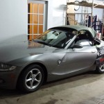 Réparation d'une BMW coupé - Mécanique Expert Prestige