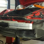 Porsche rouge - Mécanique Expert Prestige
